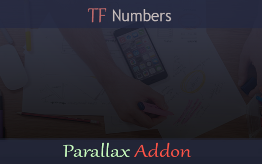TF Numbers – Parallax Addon